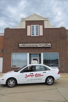 Headquarters For Hair & Tanning Center in Orange City,  IA Jonny's Place