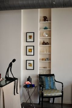 1000 Images About Recessed Built Ins On Pinterest Knee