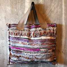 Handwoven Bag by jita