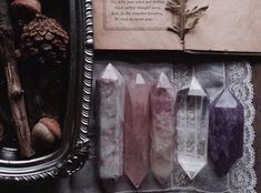 Magic crystals spells gems HERBS Paganism amethyst magick pine wiccan Stones pagan wicca Gemstones herbal book of shadows Crystal Magic, Crystal Healing, Crystal Ship, Crystals And Gemstones, Stones And Crystals, Gem Stones, Crystal Aesthetic, Yennefer Of Vengerberg, Practical Magic