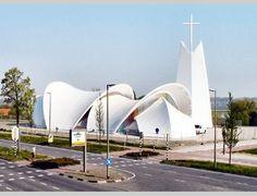 De Petrus en Pauluskerk, Royal Haskoning Architecten | Maassluis | Netherlands
