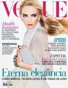 Vogue Italia August and November by Steven Meisel. Vogue Paris September and Vogue Hellas November Vogue Portugal October by Inez & Vinoodh. Vogue Nippon January by Craig McDean. Vogue Russia July by Terry Tsiolis. Vogue Portugal June by Matt Irwin. Vogue Magazine Covers, Fashion Magazine Cover, Fashion Cover, Vogue Covers, Michelle Alves, Ines Rivero, Kelly Emberg, Vogue Portugal, Crystal Renn