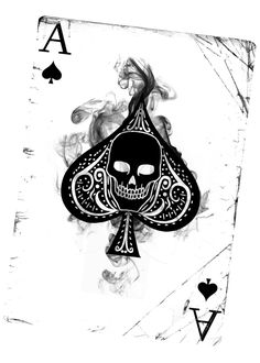 Ace of Spades by ~The-demons-heart on deviantART