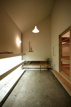 Modern Japanese Interior, Japanese Home Decor, Architecture Details, Interior Architecture, Interior And Exterior, Interior Design Principles, Japanese Style House, Floor Molding, Architect Design