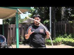 ▶ How to Make a Yumi Hankyu Takedown Japanese Style PVC Bow Part 2 - YouTube