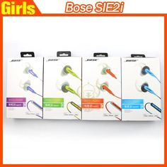 Bose SIE2i is a pair of comfortable, sweat-resistant and durable sport ...