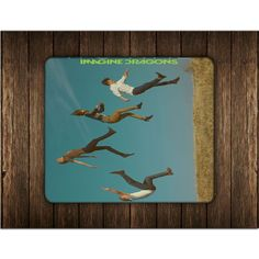 IT 'S TIME IMAGINE DRAGONS MOUSE PADS