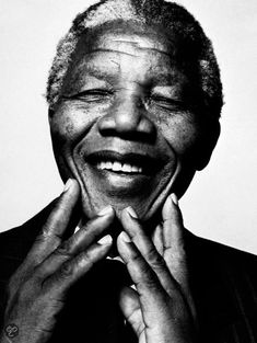 Nelson Mandela (1918-2013) - South African anti-apartheid revolutionary, politician, and philanthropist who served as President of South Africa from 1994 to 1999. He was South Africa's first black chief executive, and the first elected in a fully representative democratic election.