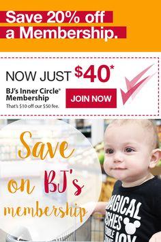 BJ's Membership Coupon, Savings at BJ's Wholesale, BJ's Wholesale Membership Fee, Coupon Code for BJ's Wholesale, #BJsSmartSaver #ad