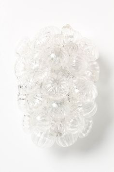 Molten Buds Sconce - Anthropologie.com