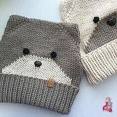 122 Likes, 2 Comments – ВЯЗАНАЯ ОДЕЖДА (Sara Love.knit) on Instagra… - Knit Hat Baby Knitting Patterns, Baby Hats Knitting, Crochet Baby Hats, Knitting For Kids, Loom Knitting, Knitting Stitches, Knit Crochet, Crochet Pattern, Chunky Crochet
