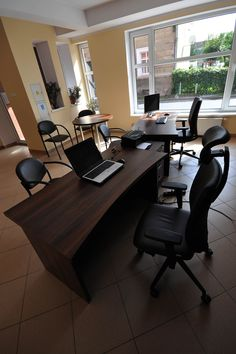 Meble biurowe - realizacja FILMAR meble www.filmarmeble.pl  #biuro #meblebiurowe #meblenawymiar #filmarmeble