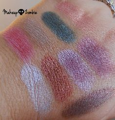 "Makeup Zombie: Darling Girl Cosmetics ""'Twas the Night Belore Christmas"" collection!"