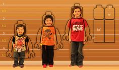instructions for kids lego man