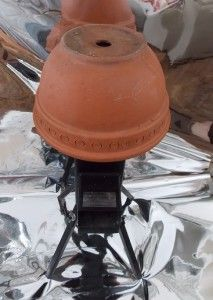 The Deadwood Rocket Stove as a Convection Heater