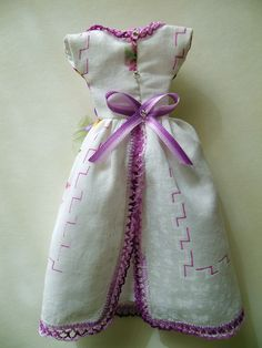 Mother's Day Hankie Dress (Back)   Flickr - Photo Sharing!