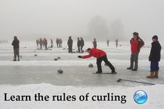 The rules and regulations of curling are not as complicated as you might think. http://uninvitedwriter.hubpages.com/hub/Curling-Rules-and-Regulations