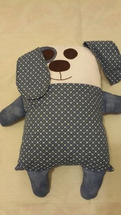 Sewing Kids Clothes, Sewing Dolls, Sewing For Kids, Doll Clothes, Baby Pillows, Kids Pillows, Animal Pillows, Fabric Animals, Sock Animals
