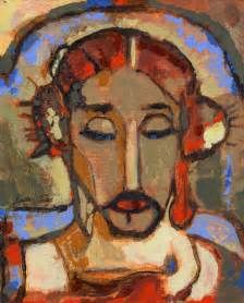Georges Rouault on Pinterest | Christ, Veronica and New York