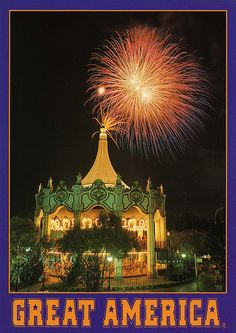 Great America Santa Clara Fireworks 2013 | Recent Photos The Commons Getty Collection Galleries World Map App ...