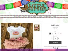 Little Gypsies Boutique - **CONTACT today.we want to create something GREAT for your company too! Portfolio Logo, Children's Boutique, Boutiques, Onesies, Shots, Create, Fun, Shopping, Boutique Stores