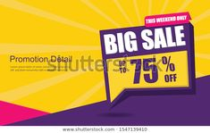 Sale Banner Template Design Poster This Stock Vector (Royalty Free) 1547139410 Sale Banner, Banner Template, Royalty Free Stock Photos, Templates, Poster, Image, Design, Stencils