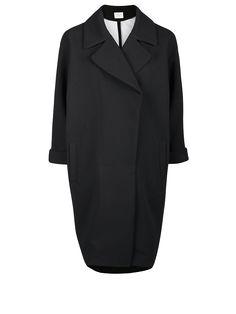 O-shaped coat called the Akira.  Fashion // clothing // woman // inspiration // www.dante6.com
