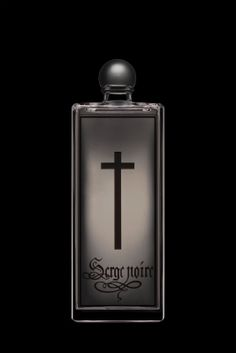 Cross ✟ :: Serge Noire, Serge Lutens, Limited Edition November 2011
