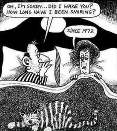 Snoring and funny comment.  #wacky #sense #humor #snoring #funny #comment #hilarious #laughing so hard #funny #comedy #jokes #Funny Jokes #Funny Humor #Funny Stuff #Funny Laugh Political Comics, The Awful Truth, Sleep Studies, Pretty Mugs, Sleep Solutions, Funny Comments, Baseball Mom, Snoring, Medical Conditions