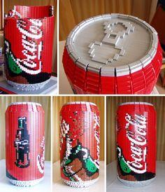 T Reichling_Legos Coke Can