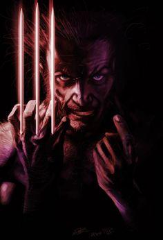 Wolverine - Rahzzah.deviantart.com