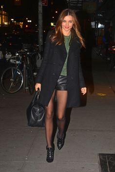 Miranda Kerr - Miranda Kerr Steps Out in NYC