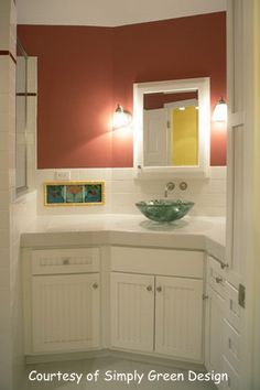 Custom made cabinets using no added urea formaldehyde help improve the air quality of homes.