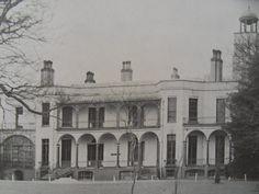 Hotham Park House.