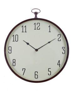 Vintage Metamec Sunflower Wall Clock Starburst Clock Atomic