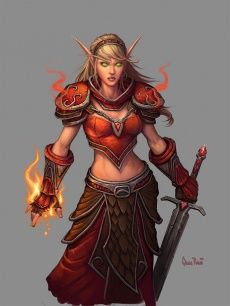 f High Elf Fighter Eldritch Knight Med Armor Sword casting World of WarCraft Blood elf mage Dota Warcraft, Warcraft Art, World Of Warcraft, Character Design Challenge, Character Design Cartoon, Blood Elf, Old Man Style, Fantasy Characters, Female Characters