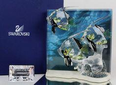 Swarovski Crystal Wonders of the Sea 2007 Community Color w/Title Plaque #854650
