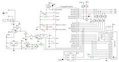 Схема тестера трансзисторов Маркуса