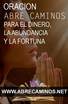 Spanish Prayers, God Prayer, Positive Messages, Trust God, Law Of Attraction, Reiki, Sentences, Religion, Spirituality
