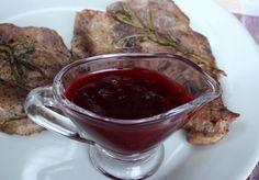 соус из черной смородины к мясу