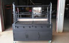 NorCal Ovenworks makes custom grills for hotels and restaurants worldwide. Here is a grill for Qatar.