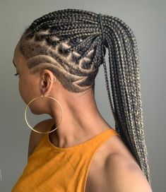 30 Trendy Box Braids Styles Stylists Recommend for 2020 - Hair Adviser