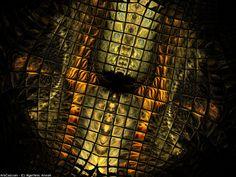 Artwork >> Algorthmic Artwork >> metal fractal