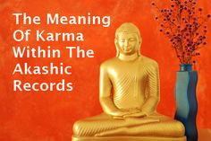 Within the Akashic records, karma is a reflection of a past or current life choice made, much like looking in a mirror. Find out the meaning of karma. Karma Meaning, Psychic Development, Akashic Records, Life Choices, Past Life, Guided Meditation, Book Of Life, Self Improvement, Free Books