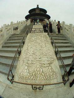 China. O Templo do Céu, Pequim