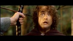 Pippin's face. That is all.