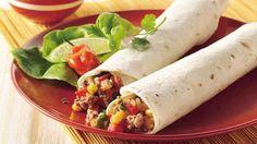 Soft Turkey Tacos, Courtesy: www.bettycrocker.com