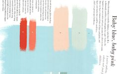 From the Color Scheme Bible by Anna Starmer