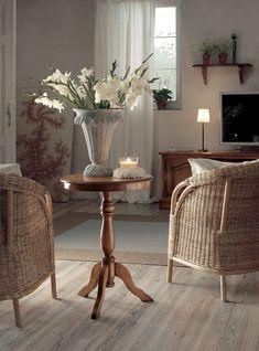 Masuta cu picior central Boutique, Chic, Table, Furniture, Home Decor, Shabby Chic, Elegant, Decoration Home, Room Decor