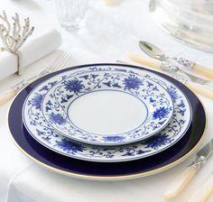 Conjunto Pratos Lazuli - Vista Alegre em matissecasa.com.br